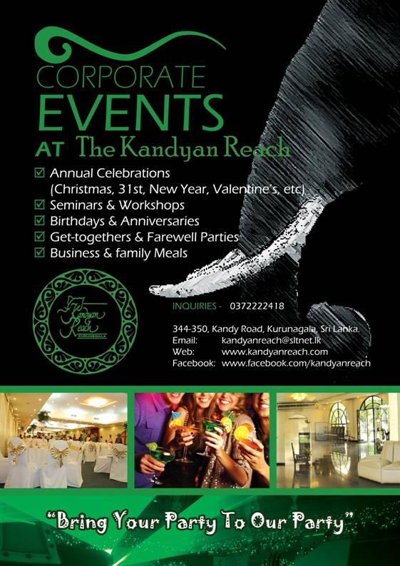 kandyan reach weddings events
